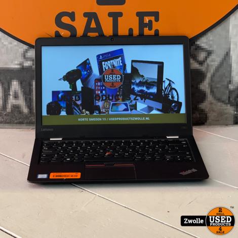 Lenovo ThinkPad 13 (2nd Gen) 13.3   let op gebruikt product