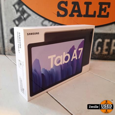 Samsung Tab A7 | nieuw geseald | 4G CELLULAR