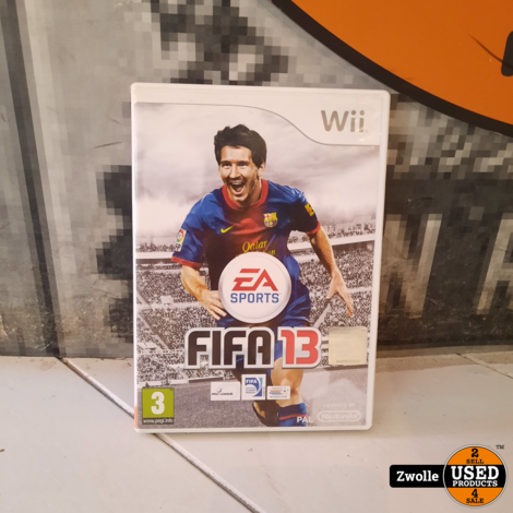 Wii Game Fifa 13