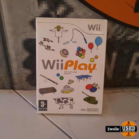 Wii Game Play