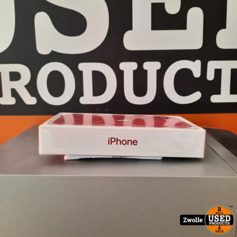 iPhone 11 Red Edition   Nieuw geseald met bon