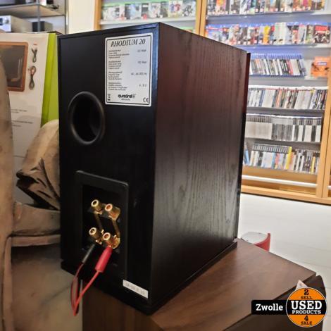 Quadral Rhodium 20 speaker set