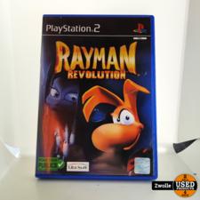 playstation Playstation 2 game Rayman Revolution