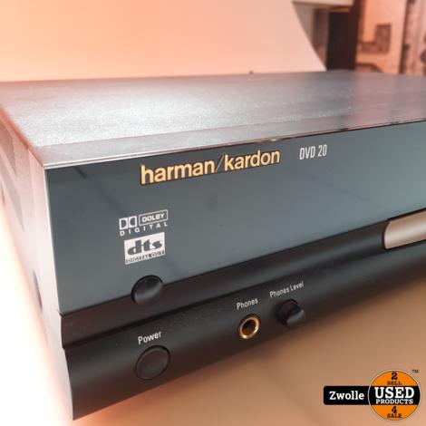 Harman Kardon DVD 20