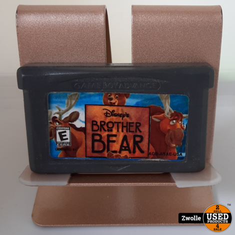 GameBoy Advance game Brother Bear
