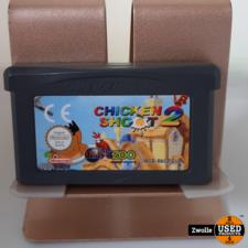 nintendo GameBoy Advance game Chickenshoot 2
