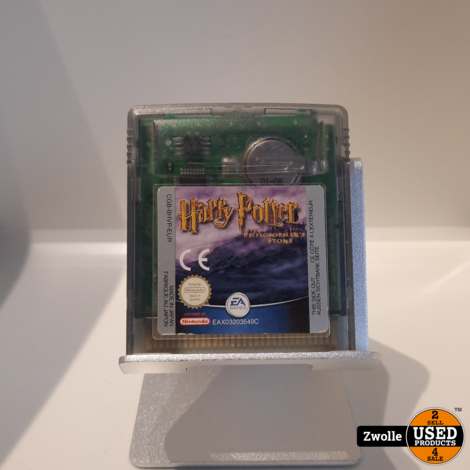 Gameboy game Harry Potter Philosophers Stone
