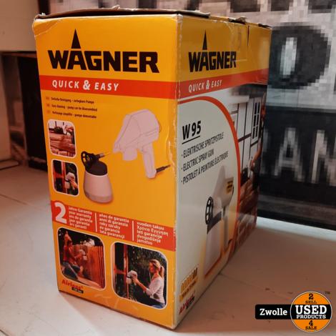 Wagner verfspuit