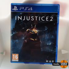 playstation Playstation 4 game Injustice 2