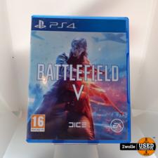playstation Playstation 4 game Battlefield V