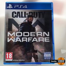 playstation Playstation 4 game  |  Call Off Duty Modern Warfare