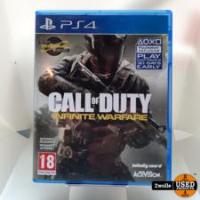 playstation Playstation 4 game COD Infinite Warfare