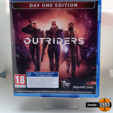 Playsttaion 4 game Outriders