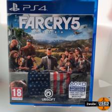 playstation Playstation 4 game Far Cry 5