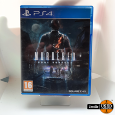 playstation Playstation 4 game Murdered Soul Suspect