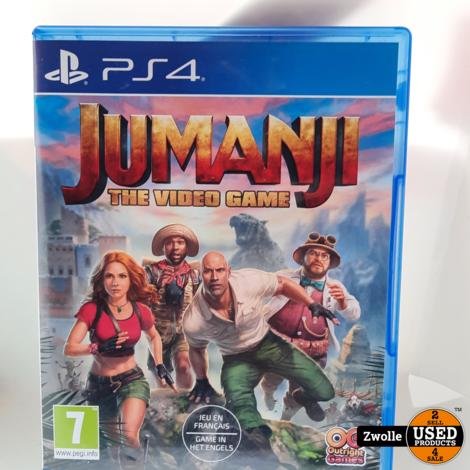 Playstation 4 game Jumanji