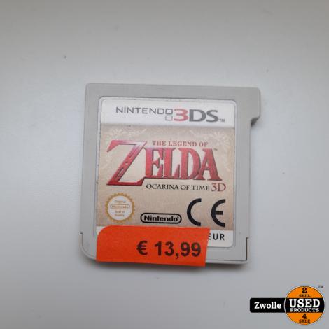 Nintendo DS Game | Legend of Zelda: Ocarina of Time