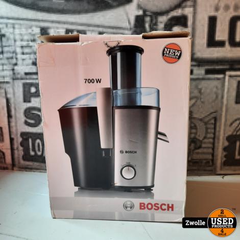 Bosch food processor   open doos