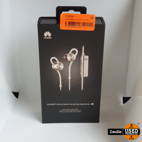 Huawei AM185   met Noise cancelling