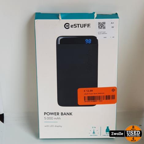 eStuff Power Bank 5000mAh