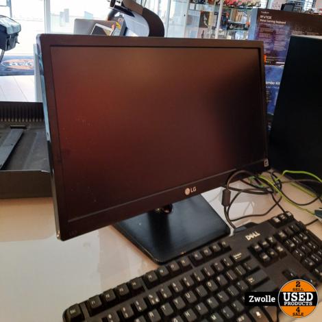Complete set met | Medion PC || LG monitor || Muis en toetsenbord