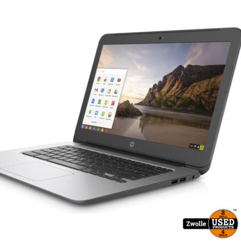 HP chromebook 14.04 laptop