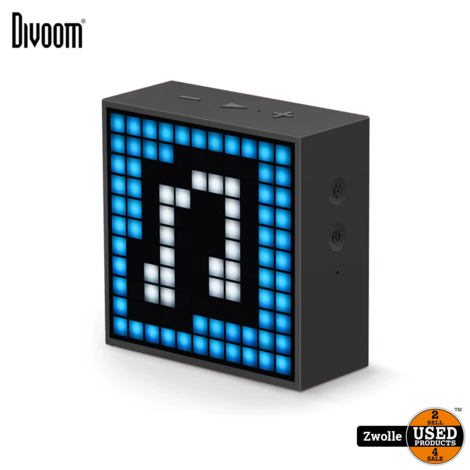 Divoom Timebox-Mini   Nieuw
