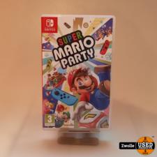 nintendo Switch game Super Mario Party
