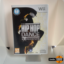 Wii game the hip hop dance experience