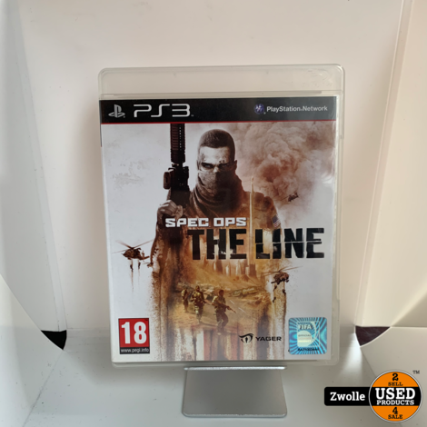 Playstation 3 Game | Spec Ops The Line