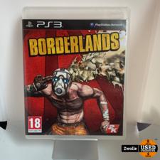 Playstation 3 Game   Borderlands