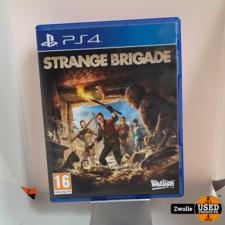Playstation 4 game Strange Brigade