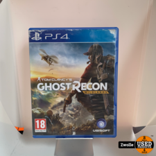 Playstation 4 Game   Tom Clancy's Ghost Recon