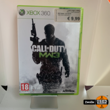 XBOX 360 game Call of Duty MW3
