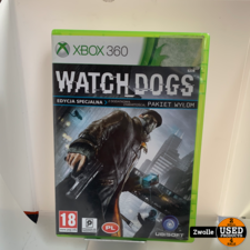 Xbox 360 Game | Watch Dogs