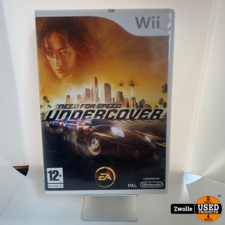 Nintendo Wii Game   Need For Speed Undercover