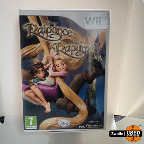 Nintendo Wii Game   Rapunzel