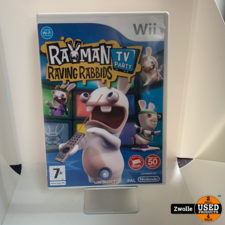 Nintendo Wii Game | Rayman Raving Rabbits