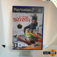 Playstation 2 Game | Fifa Street