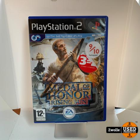 Playstation 2 Game   medal of Honor Rising sun