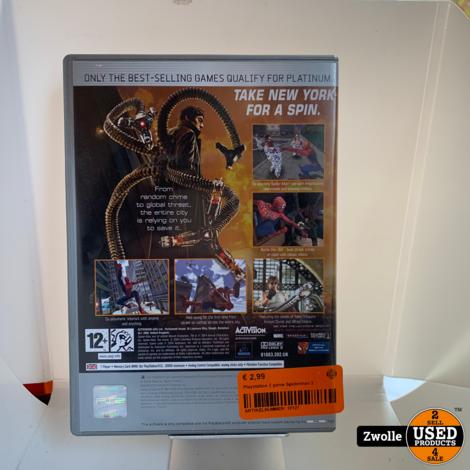 Playstation 2 game Spider-man