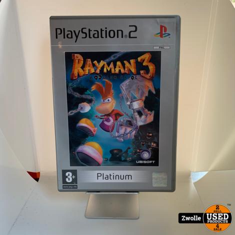 Playstation 2 game Rayman 3