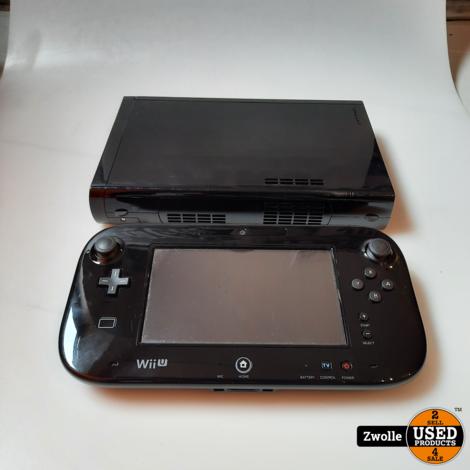 Wii U Console   Compleet in Doos