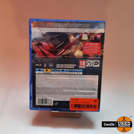 Playstation 4 game | Battlefield 1