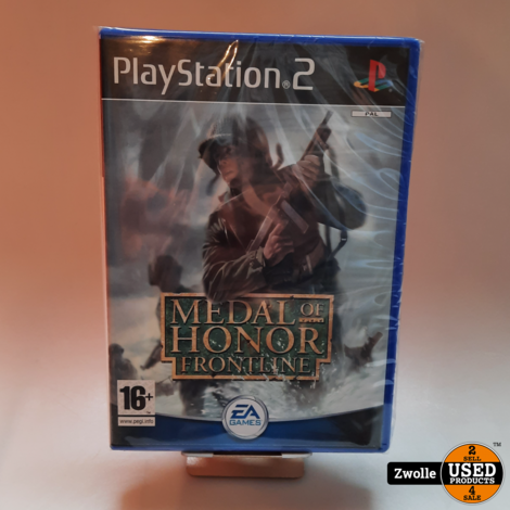 Playstation 2 Game | Medal of Honor Frontline