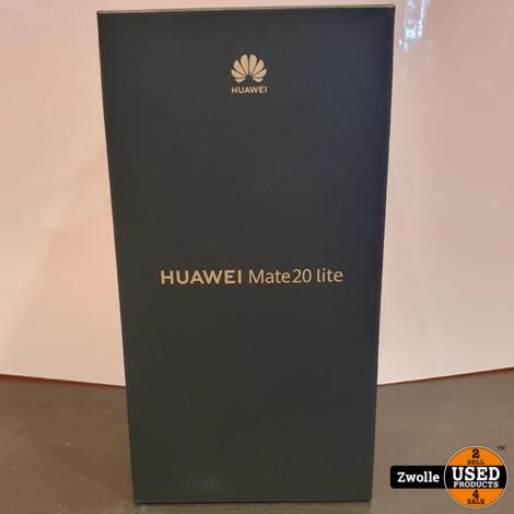 Huawei Mate 20 Lite | compleet in doos