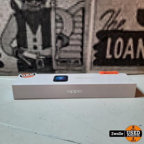 Oppo Watch 46mm   Nieuw geseald