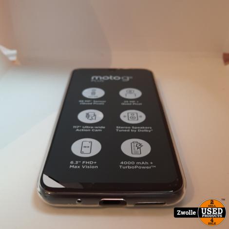 Moto G8 plus 6.3 inch | Nieuw ongebruikt open doos