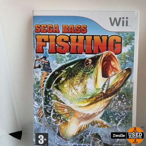 Wii Game - Sega Bass Fishing