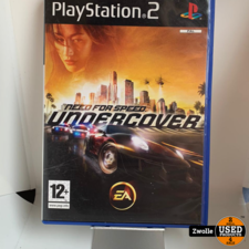 playstation PS2 - Need for undercover